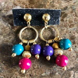 Vintage 1990's The Limited Earrings